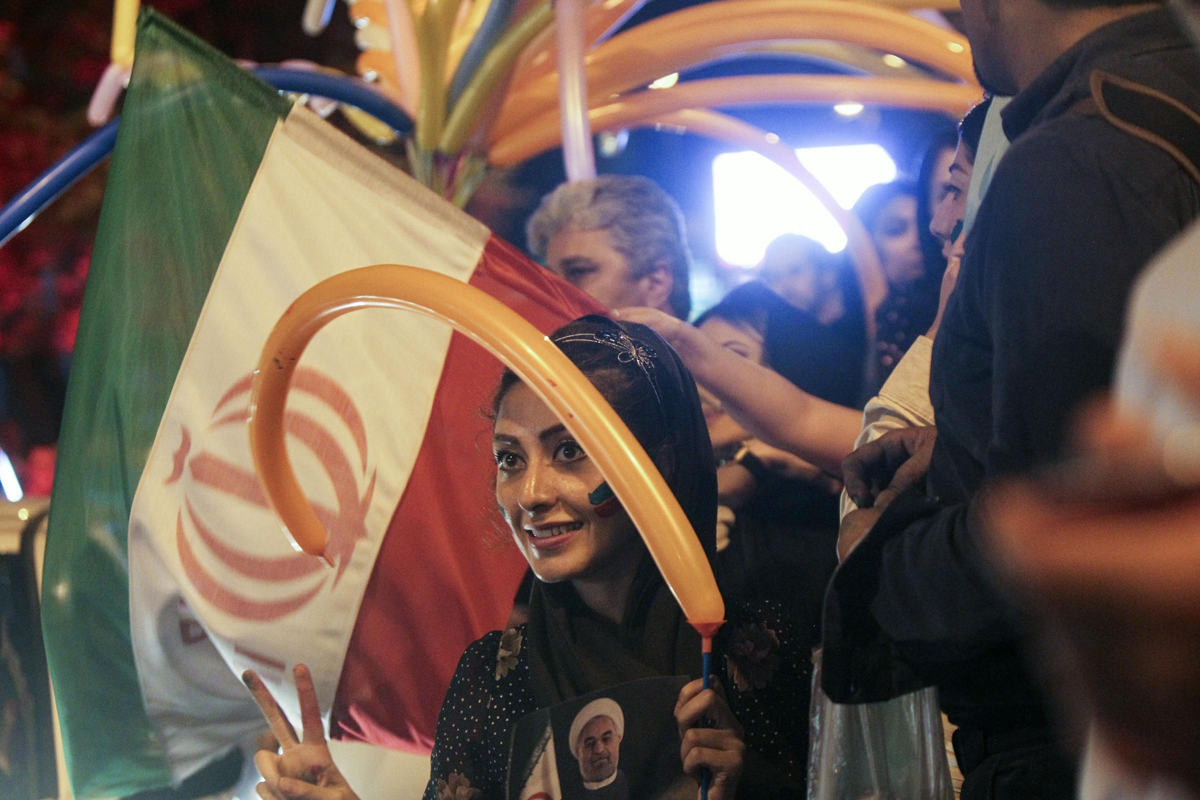 accordo nucleare iran festa