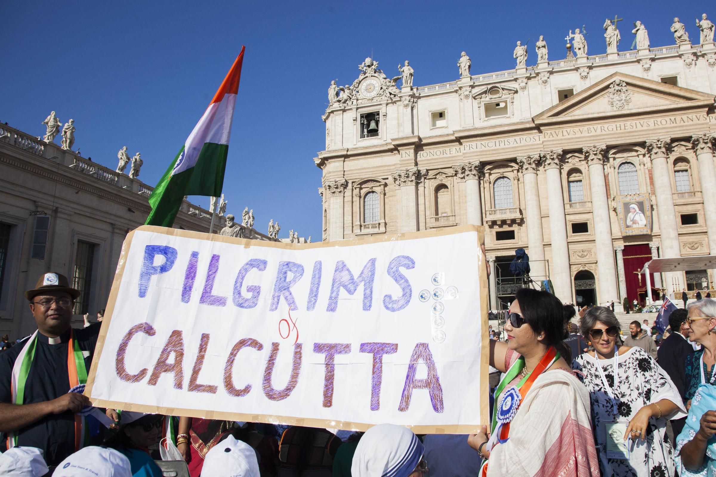 Papa Francesco: Canonizzazione della Beata Madre Teresa di Calcutta