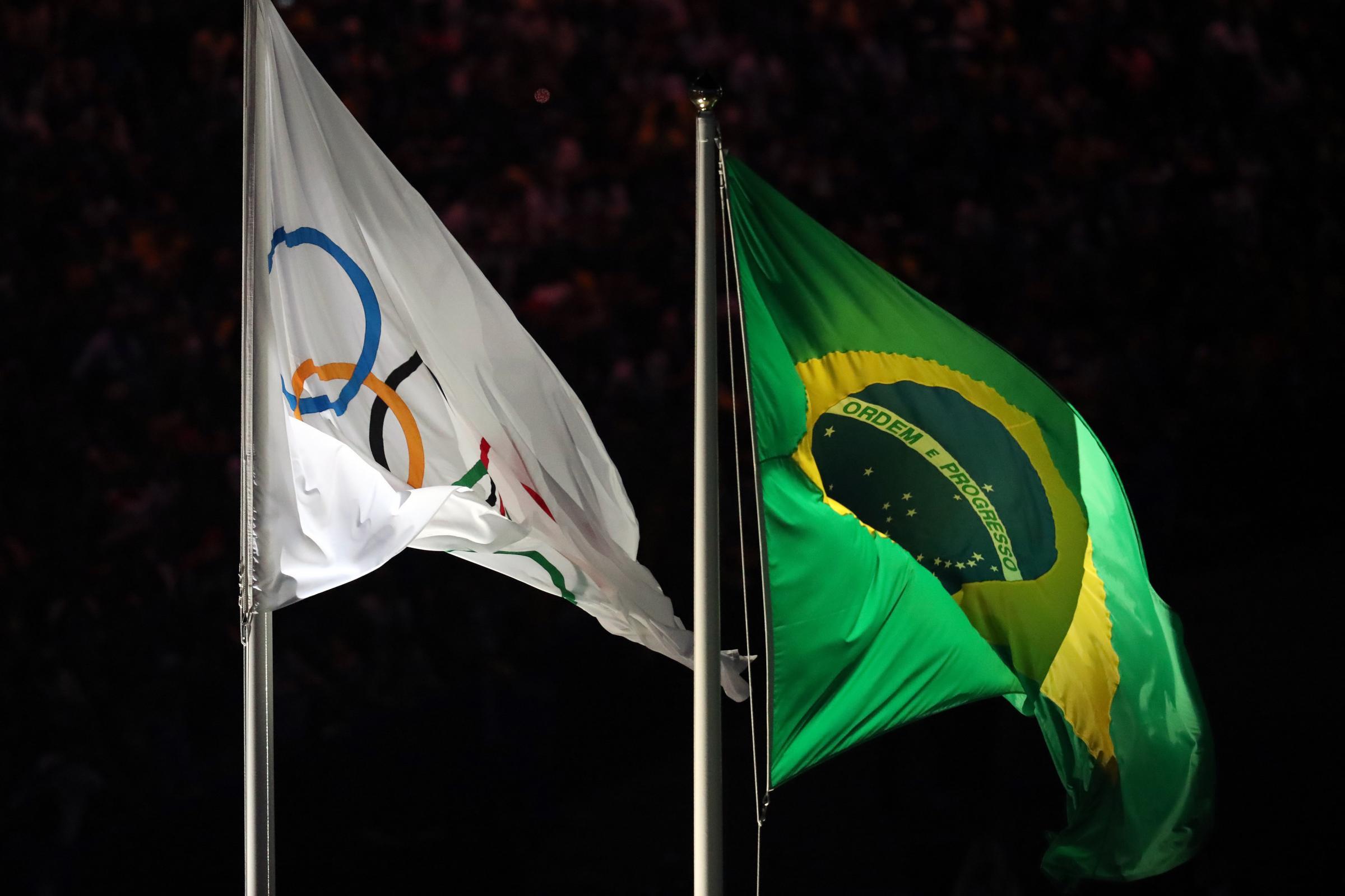 Cerimonia apertura Olimpiadi 2016