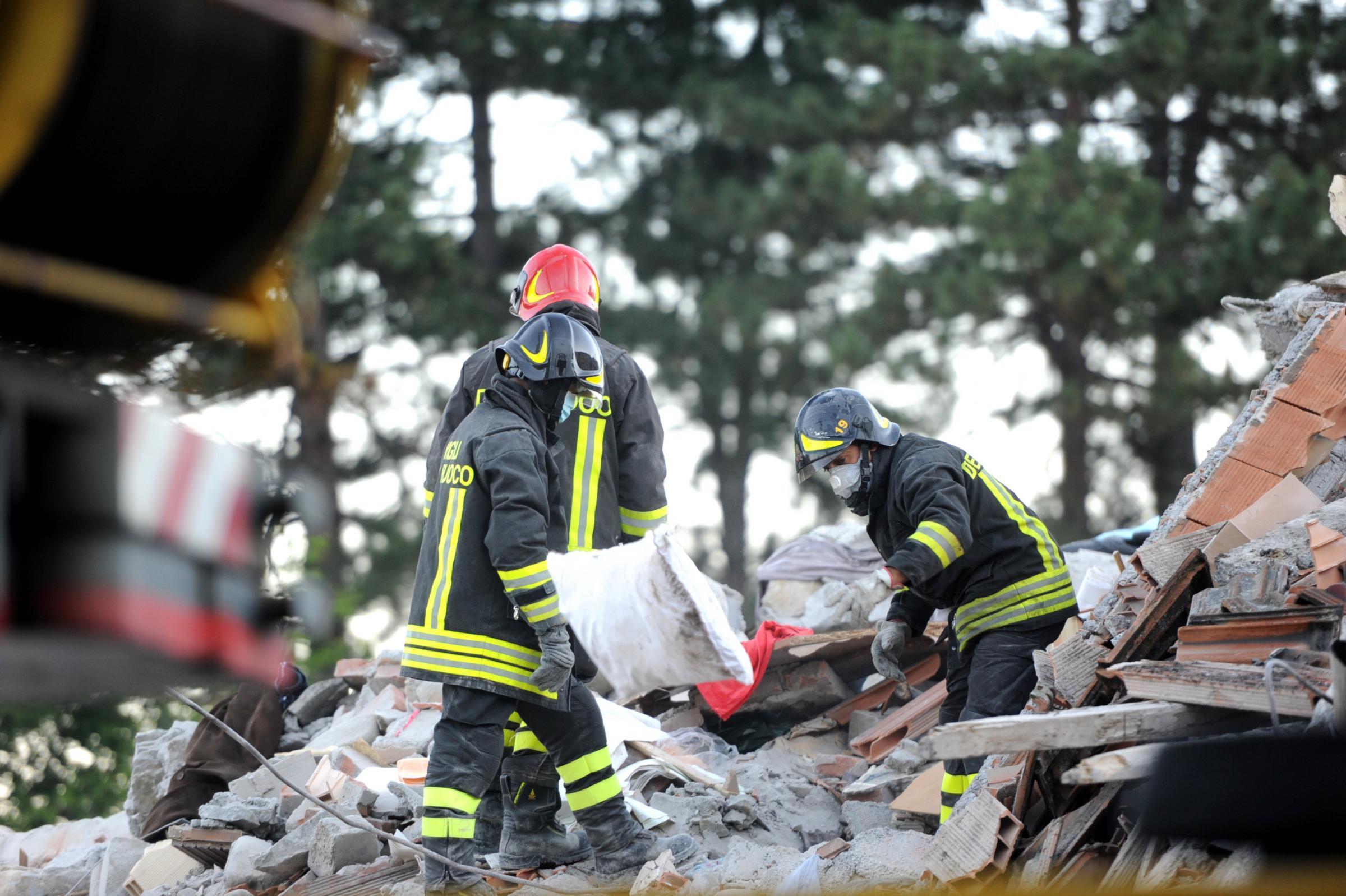 Terremoto: Amatrice, secondo giorno dal sisma