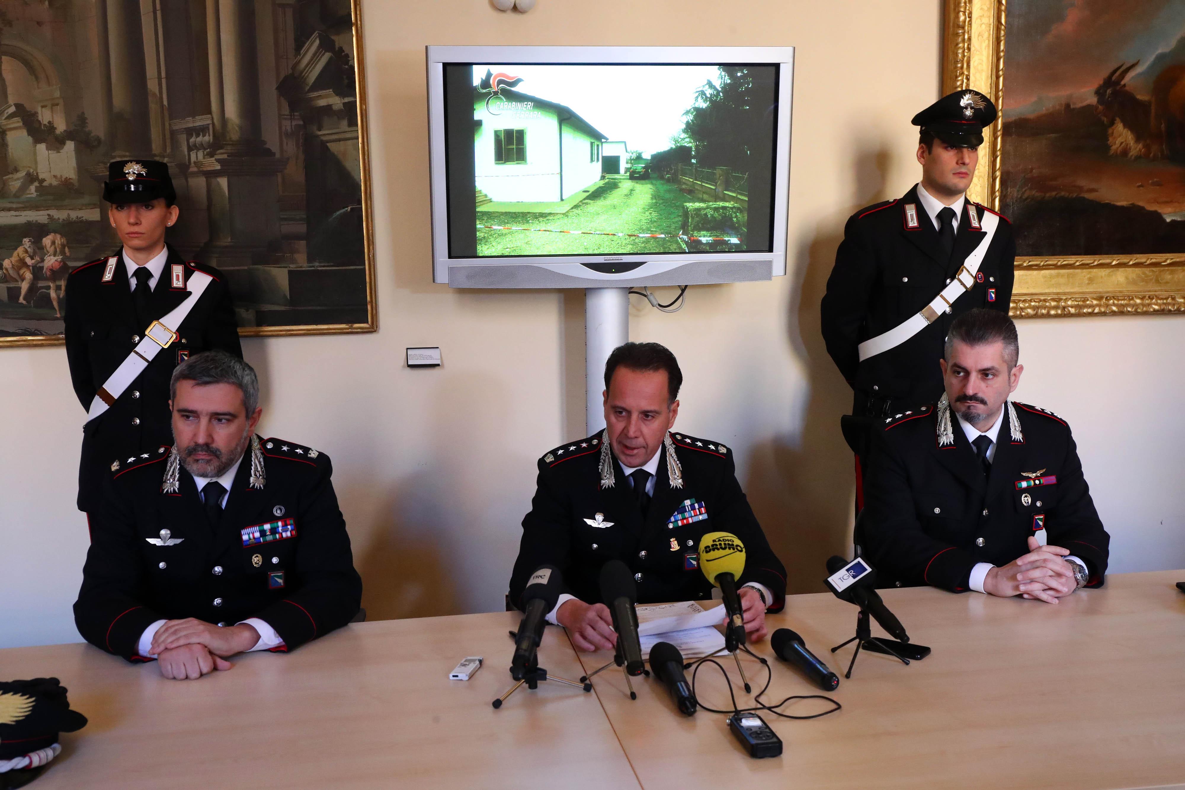 Omicidio di Ferrara: spunta un'indiscrezione su una relazione gay come movente