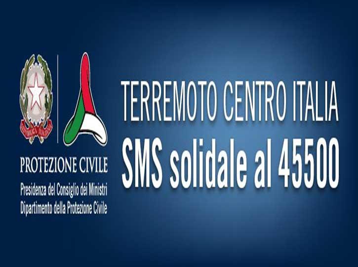 Terremoto Centro Italia, Sms solidali: è polemica su dove vanno a finire i soldi donati al 45500