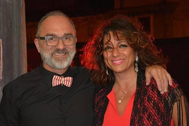 coppia dispersa Hotel Rigopiano