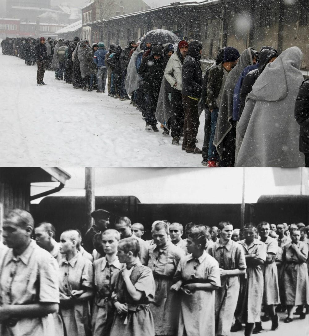 deportati campi concentramento migranti