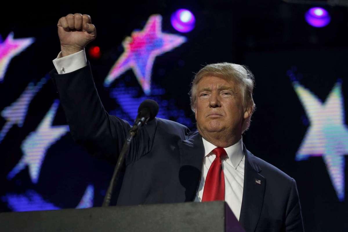 Donald Trump, nel suo Governo c'è poco spazio per donne e uomini di colore [FOTO]