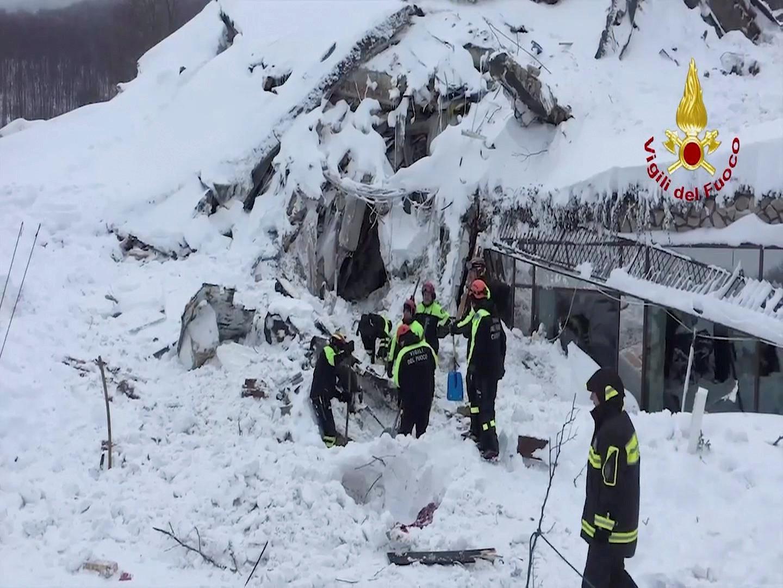 Chi sono le vittime del Rigopiano in Abruzzo