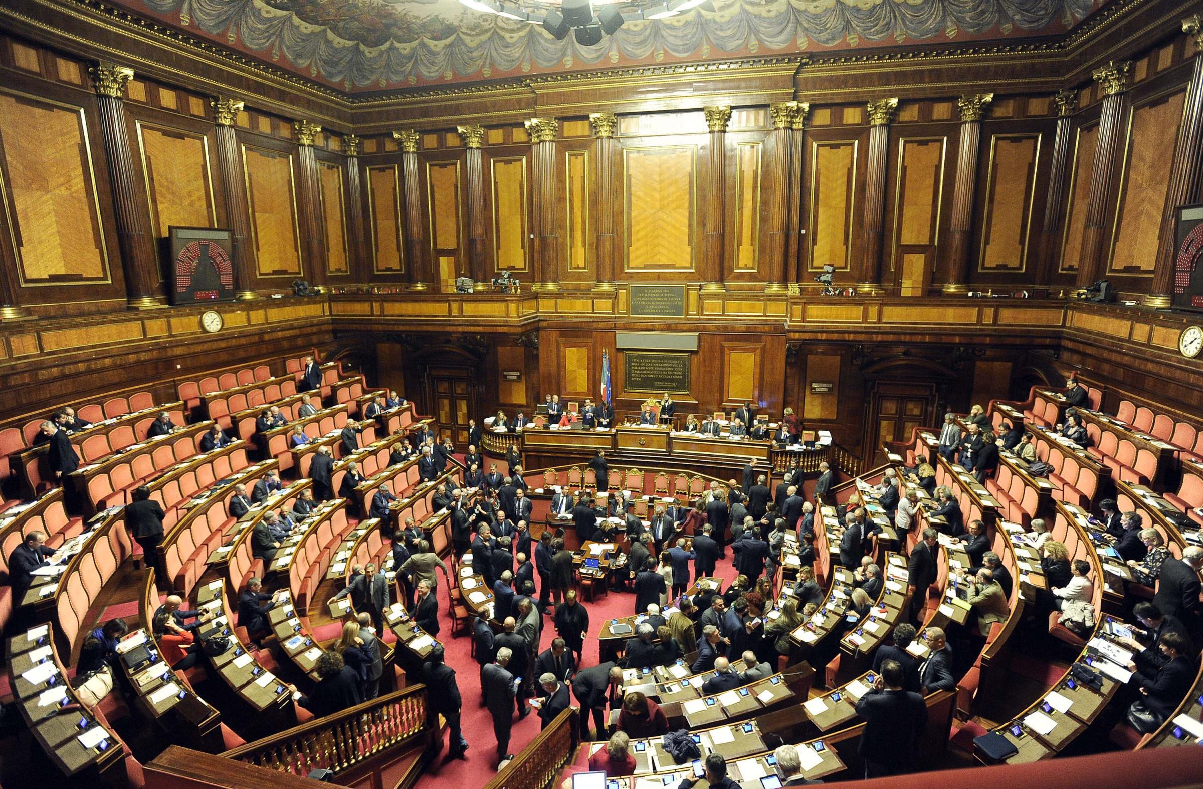 Senato. Voto di Fiducia sulla Legge di Bilancio