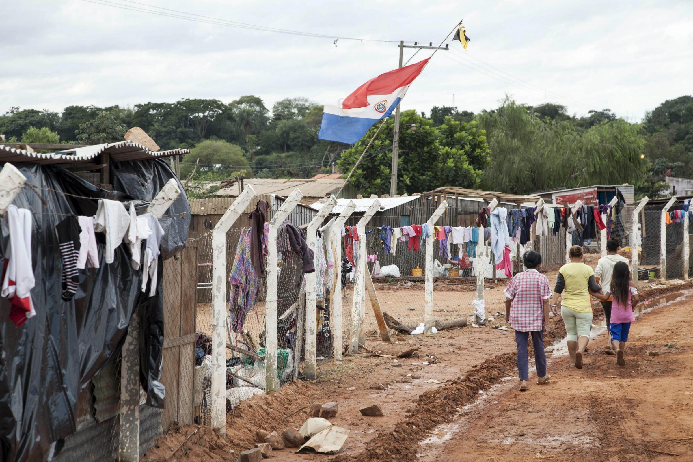 Paraguay, migliaia di sfollati per esondazione fiumi in alluvioni