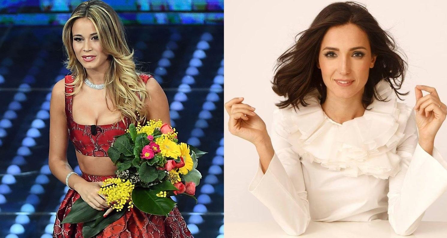 Festival di Sanremo 2017, Caterina Balivo prima attacca Diletta Leotta e poi chiede scusa [FOTO]