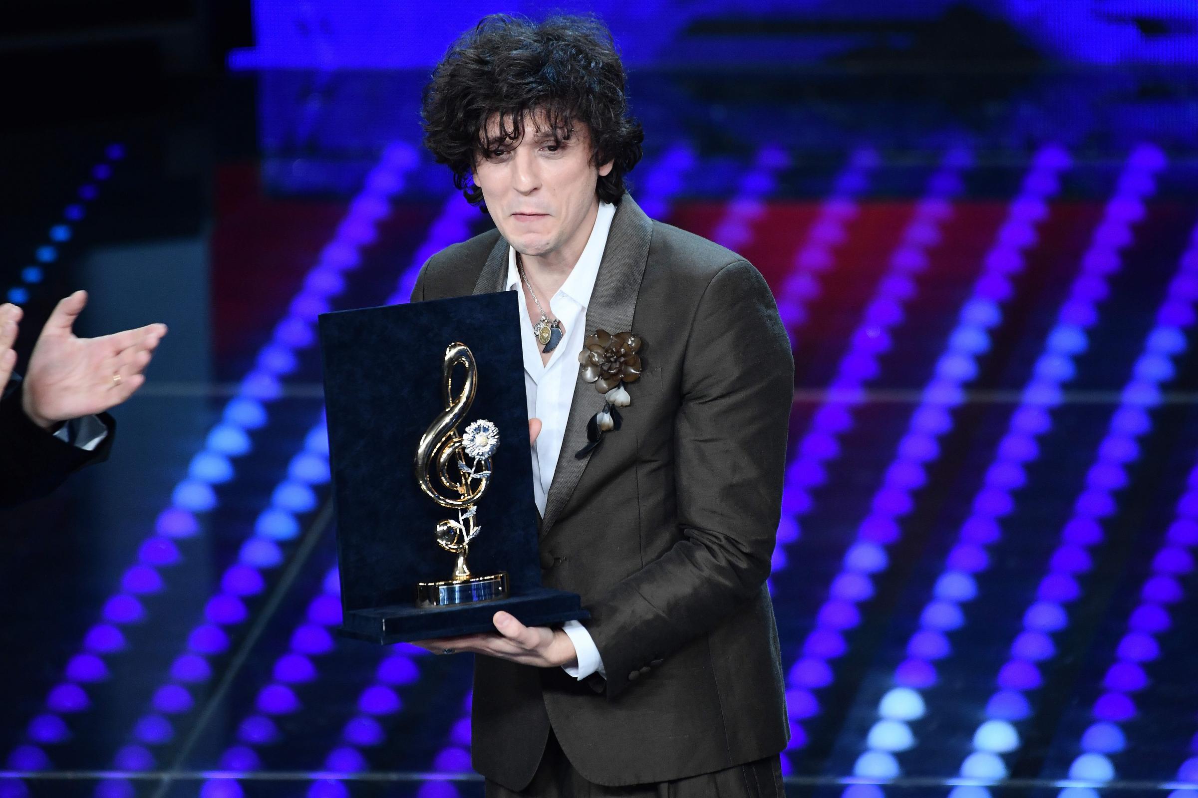 Festival di Sanremo 2017: Ermal Meta, chi è il Big vincitore del premio Cover