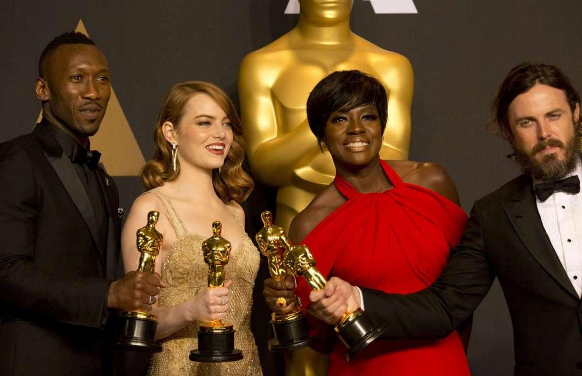 Oscar 2017, i vincitori di tutte le categorie