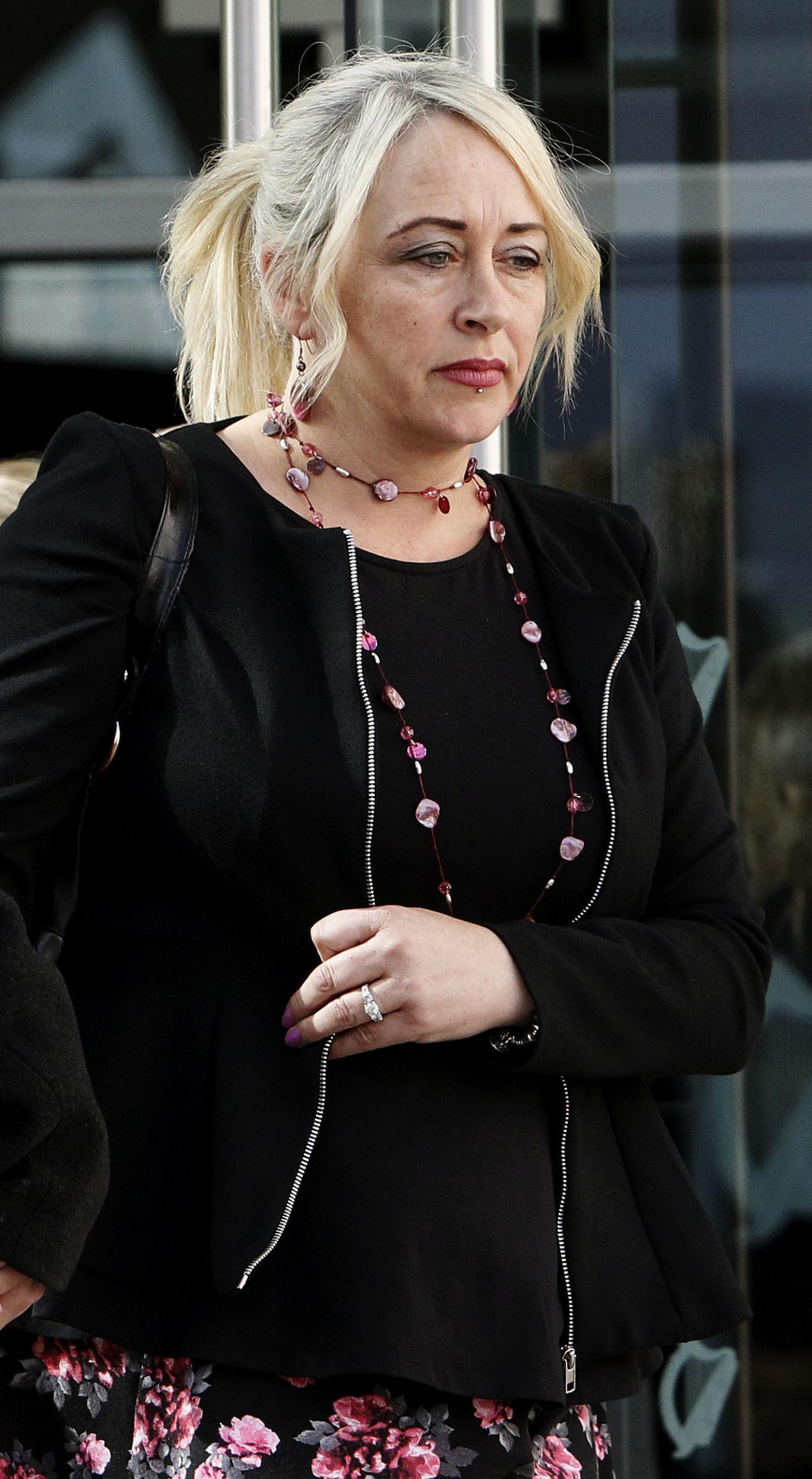 Gail O'Rorke court case