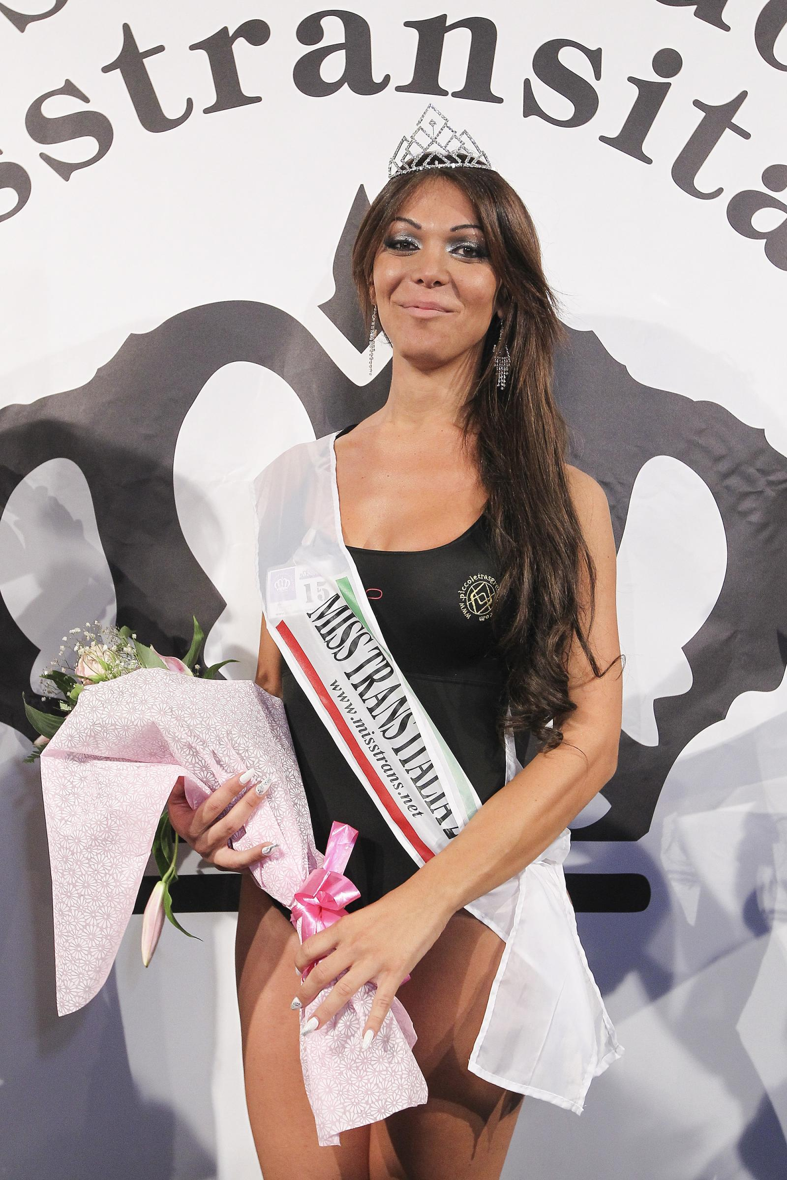 Napoli, Miss Trans Italia 2014