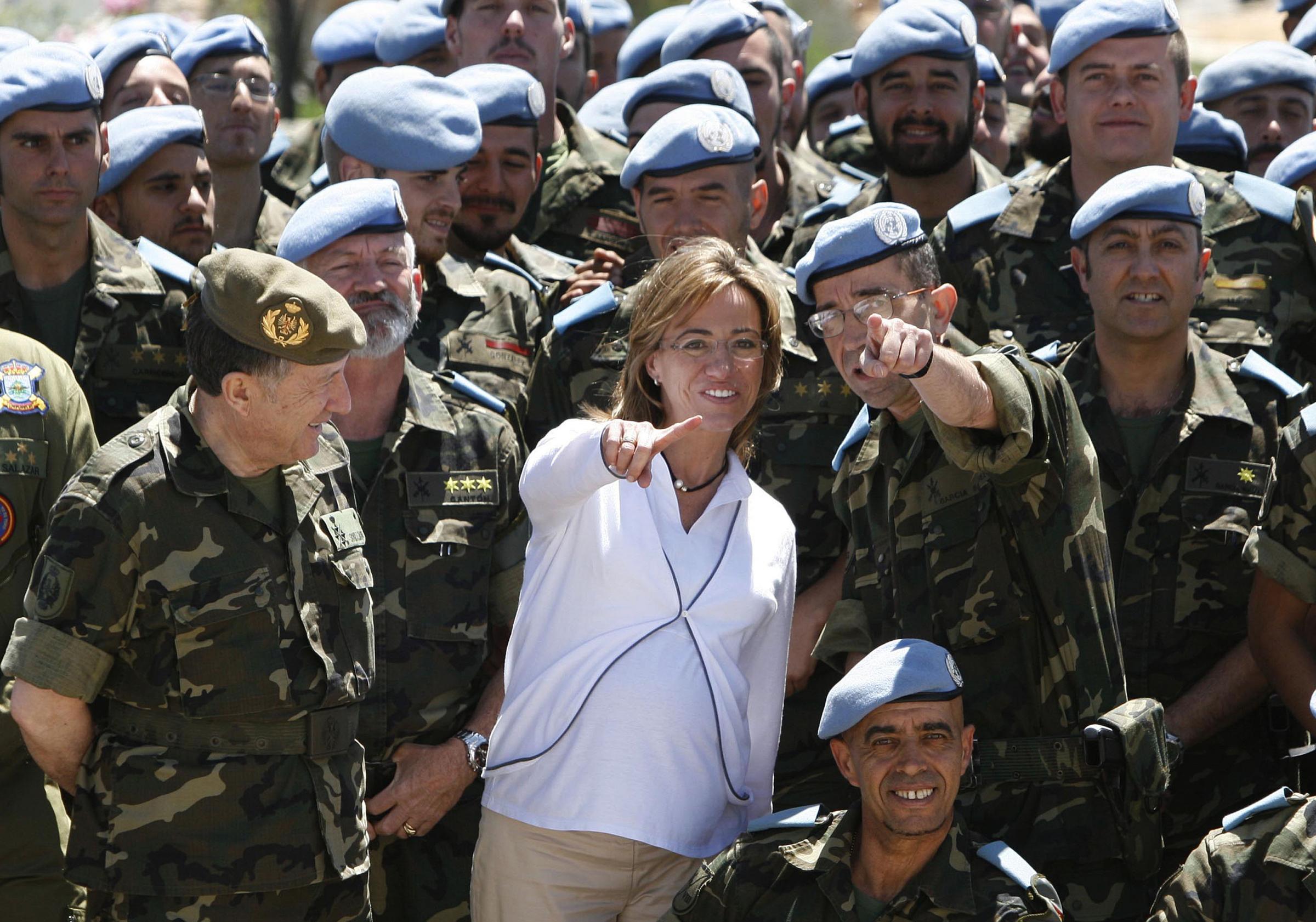 Carme Chacón: morta a 46 anni l'ex ministra della Difesa spagnola