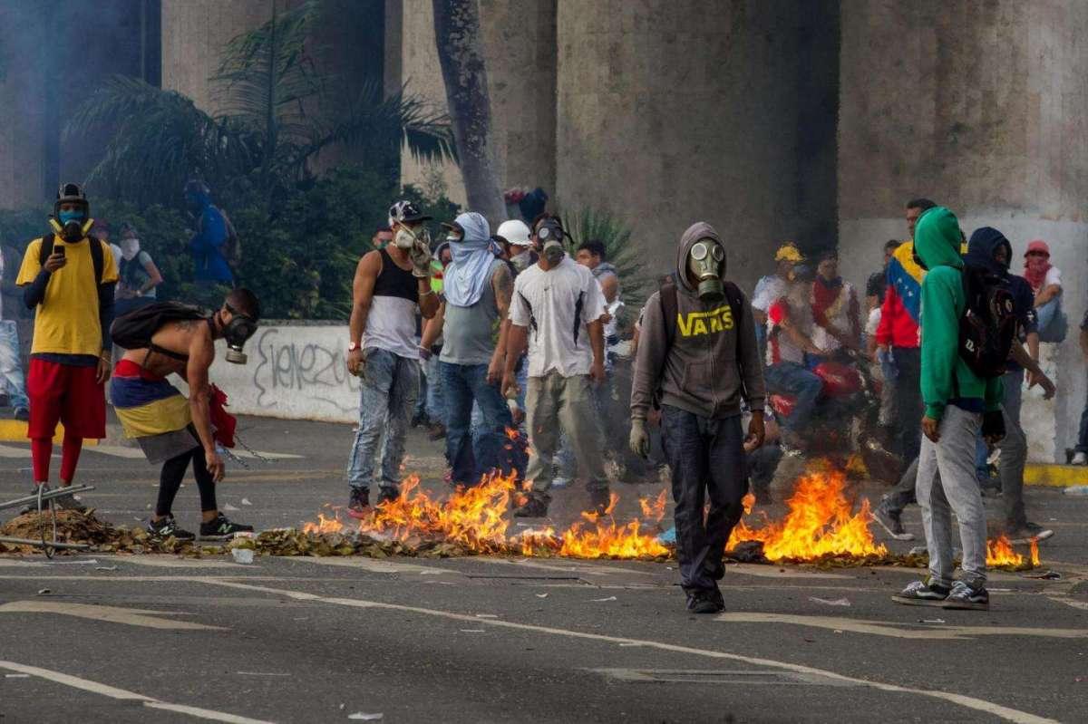 Cosa sta succedendo in Venezuela?