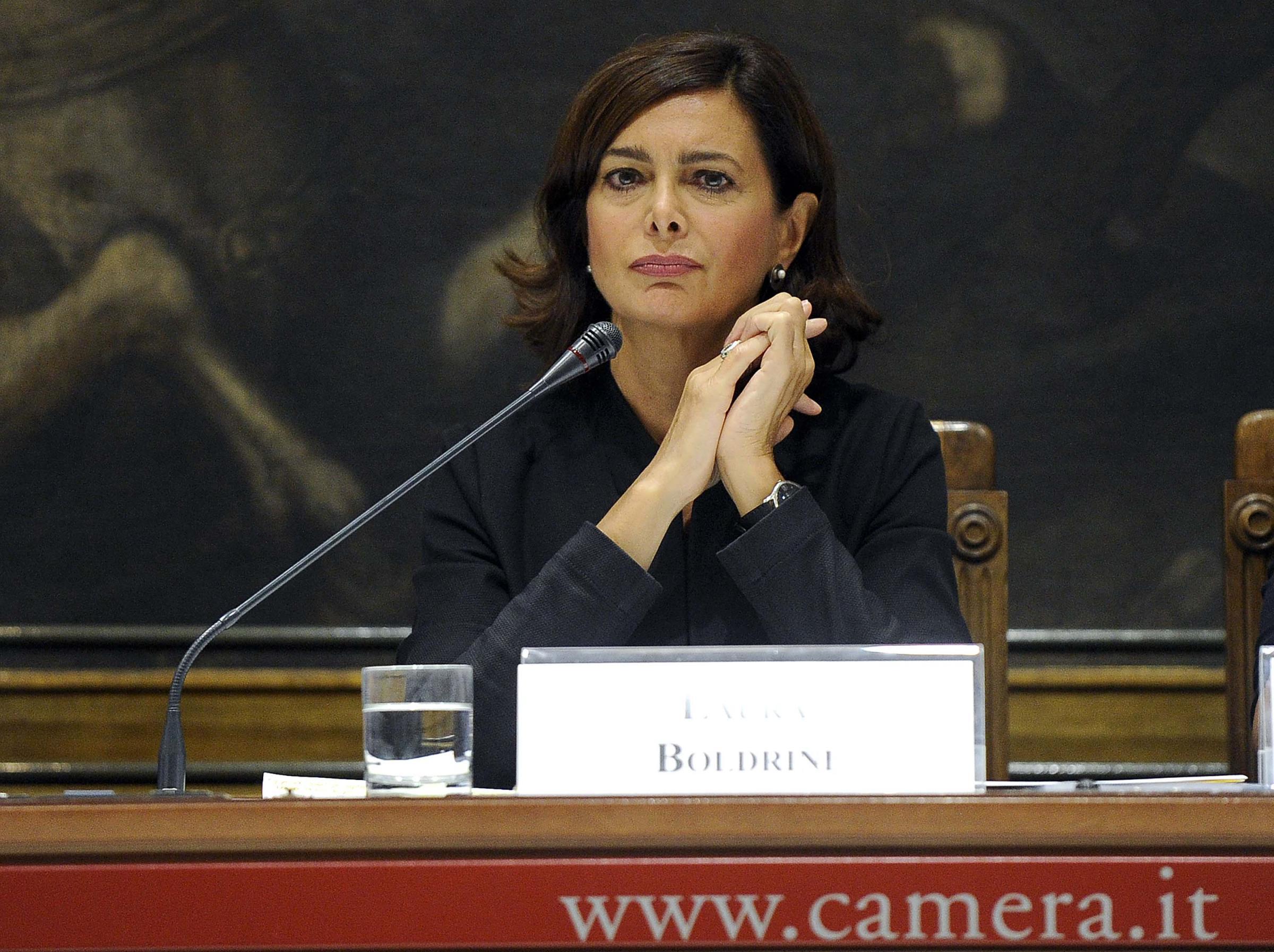 Laura Boldrini e le fake news: notizie false sulla sorella morta scatenano la polemica