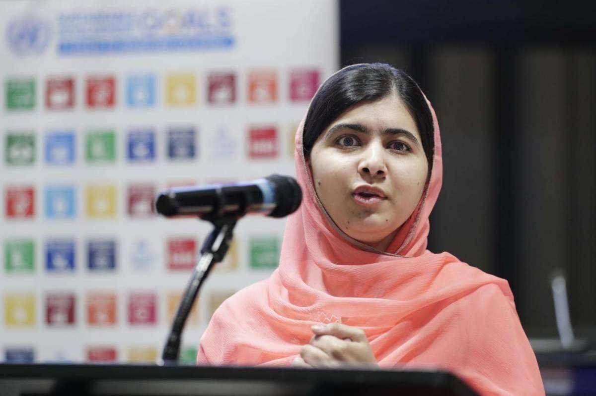 """Malala Yousafzai è la nuova """"Messenger of Peace"""" dell'ONU [FOTO]"""