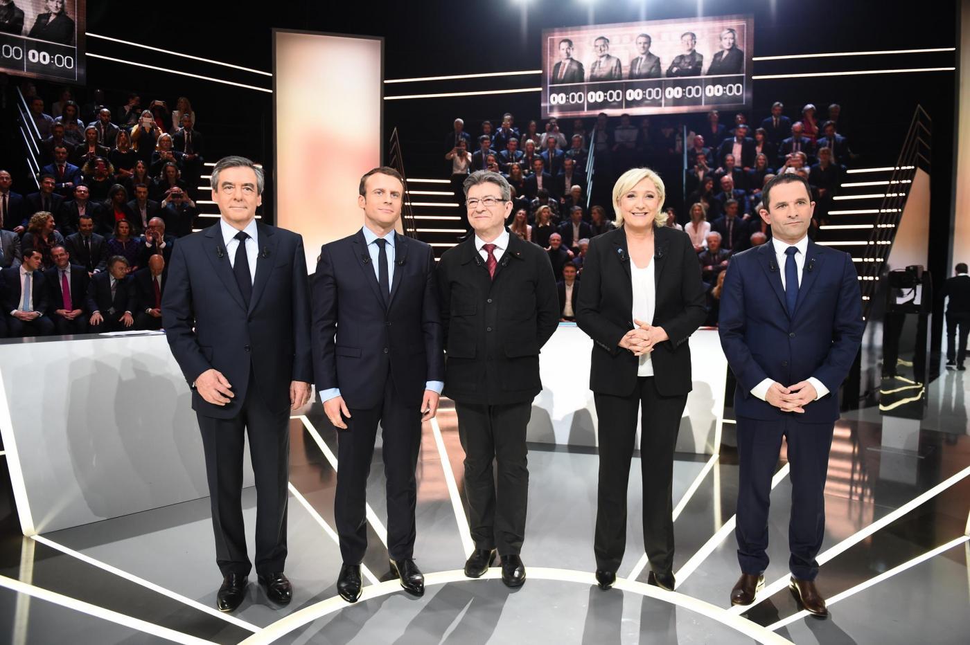 Presidenziali Francia 2017, i candidati alle elezioni