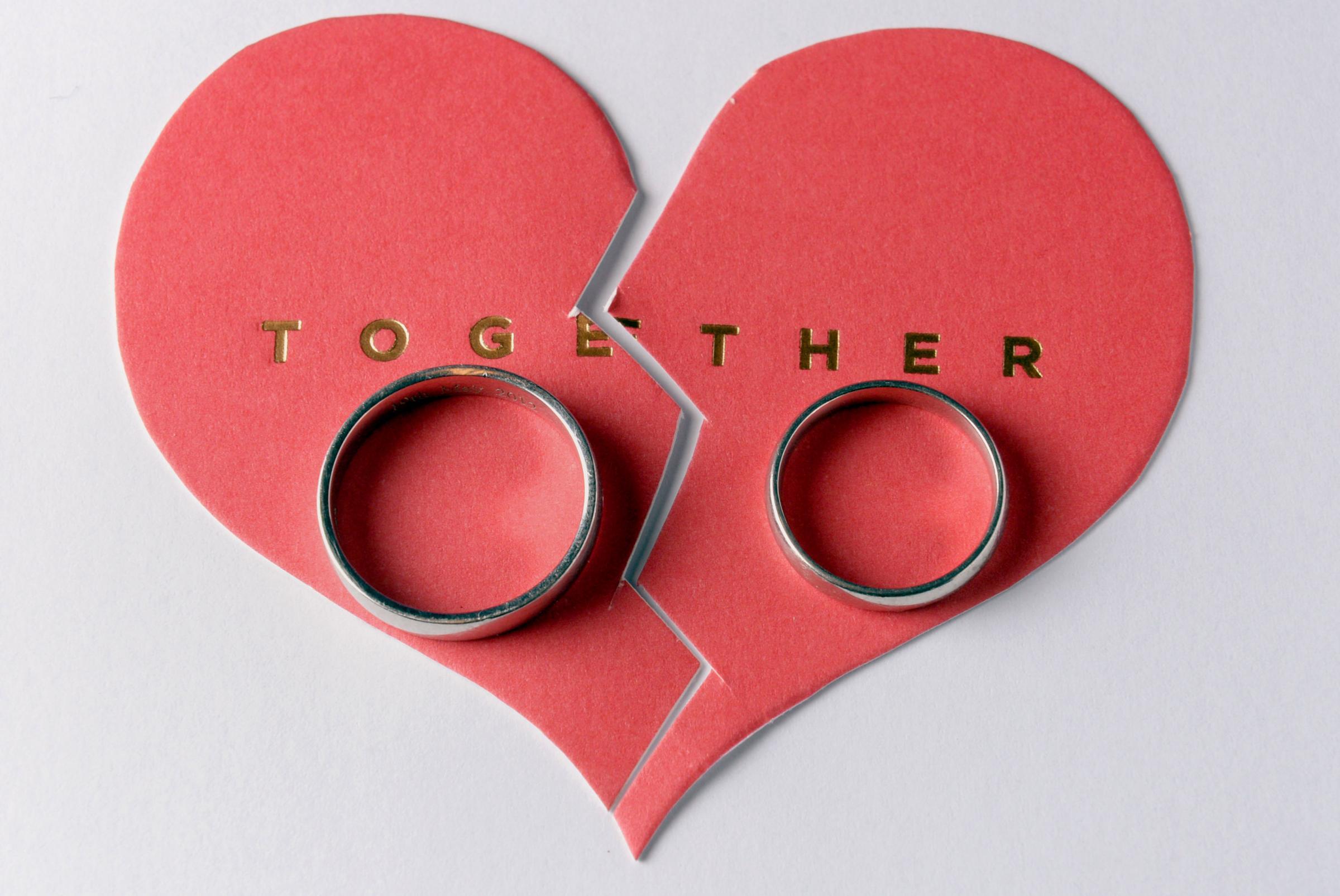Divorzio e assegno di mantenimento: le ex mogli vip a rischio con la nuova sentenza