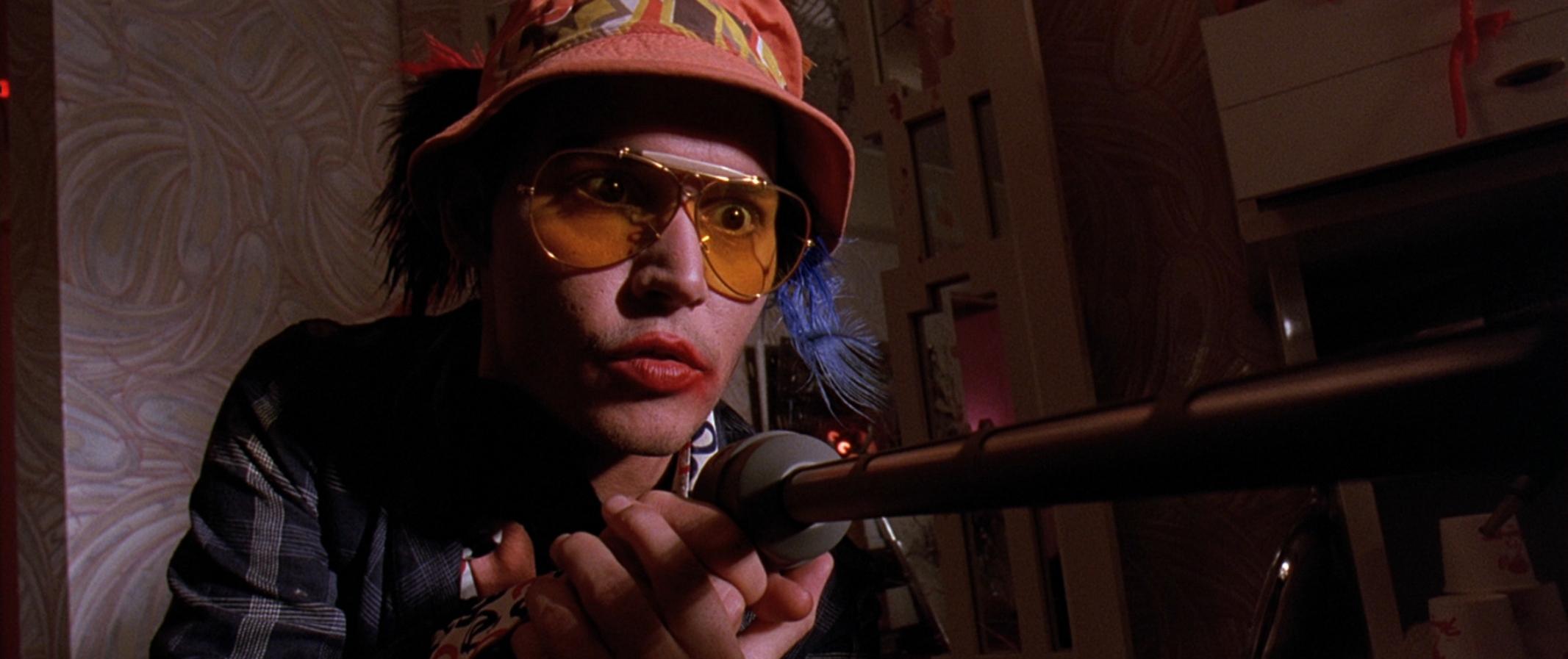 Paura e delirio a Las Vegas Johnny Depp