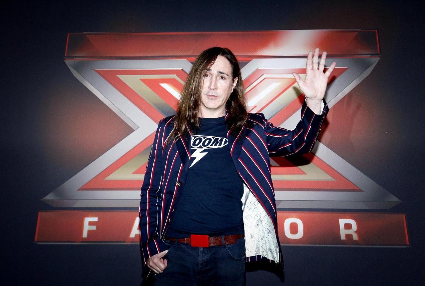 Sky Photocall X Factor