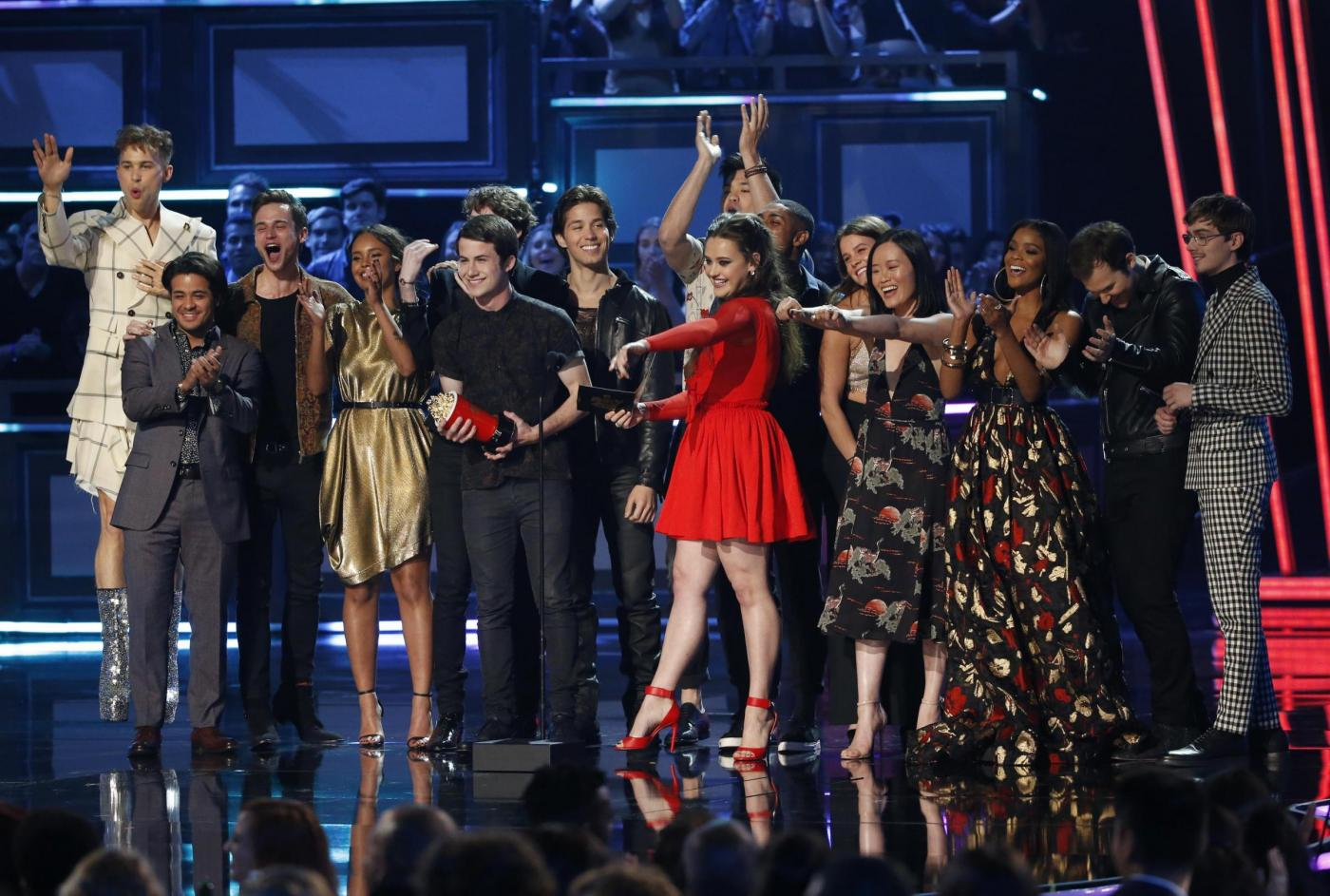 Los Angeles, 2017 MTV Movie and TV Awards