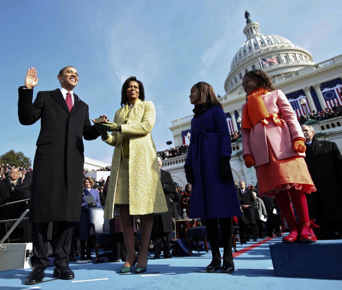 Fotostory del presidente americano Barack Obama