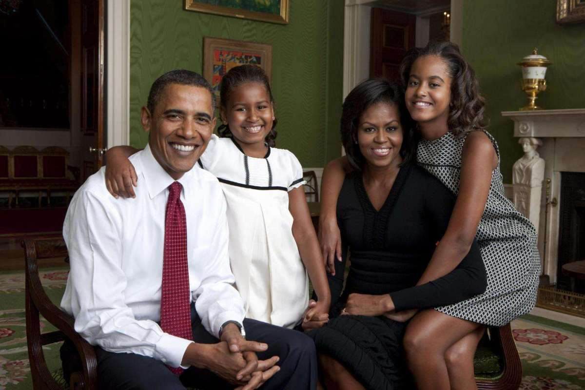 Barack e Michelle Obama: l'amore, la storia e le figlie