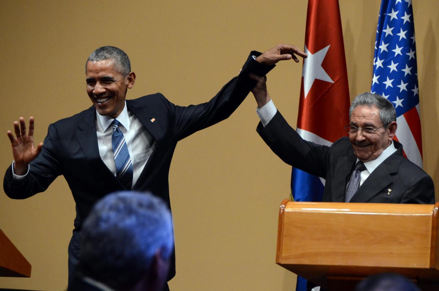 Obama in Cuba: primo presidente Usa nell'isola dopo 88 anni