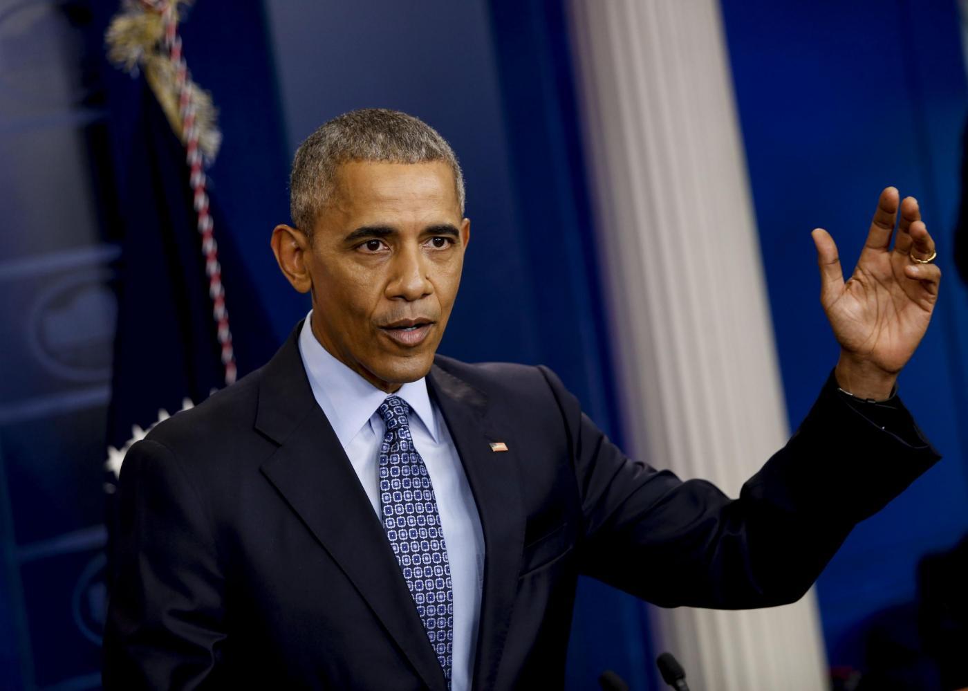 Ultima conferenza stampa per Barack Obama