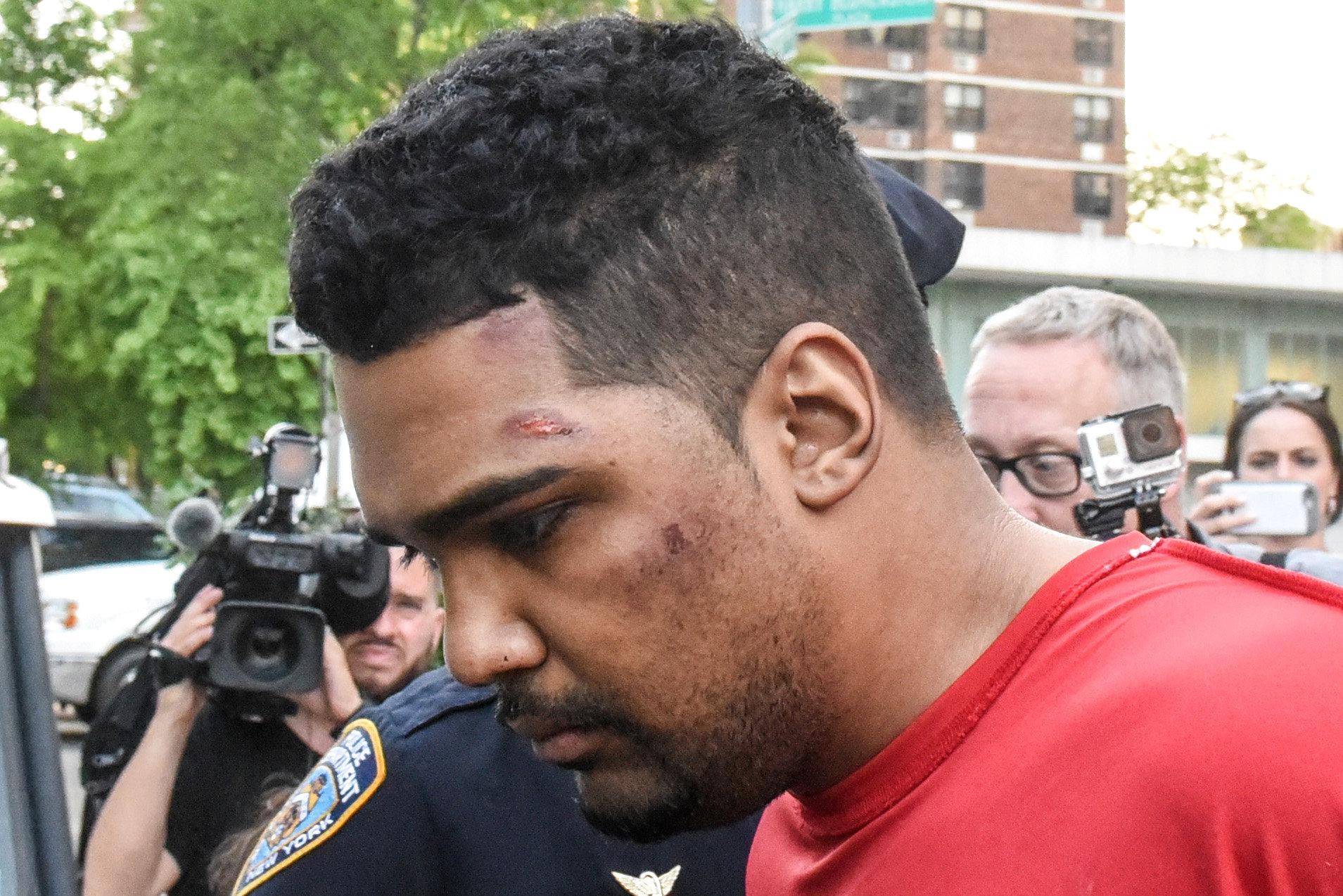 Richard Rojas arrestato dopo aver investito la folla a Times Square