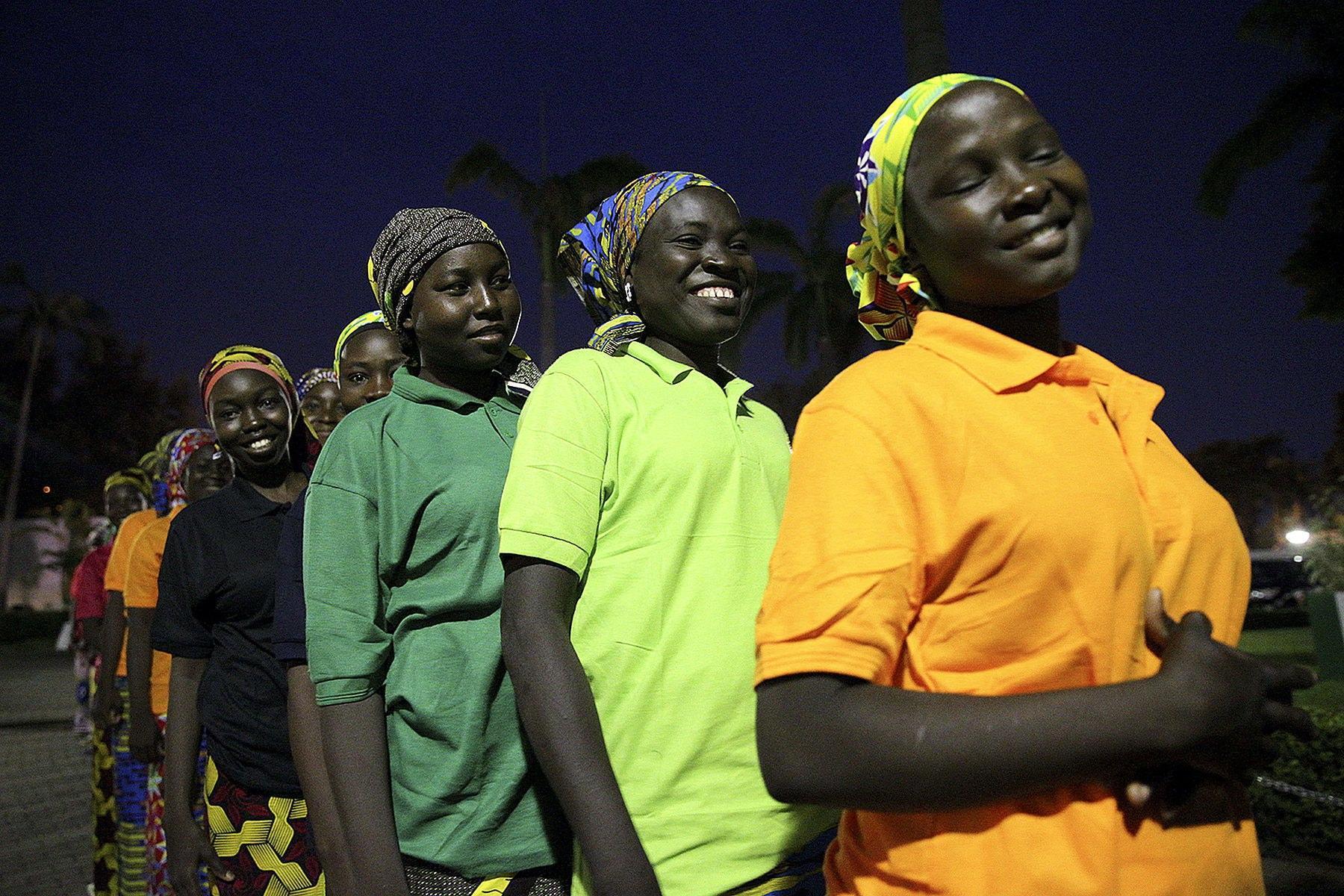 82 studentesse di Chibok liberate