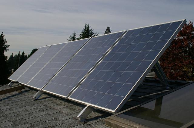 Pannelli solari per la casa