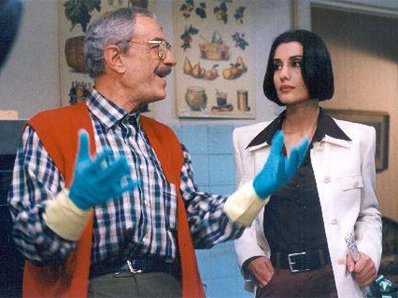 Telefilm anni 90 Linda e il brigadiere