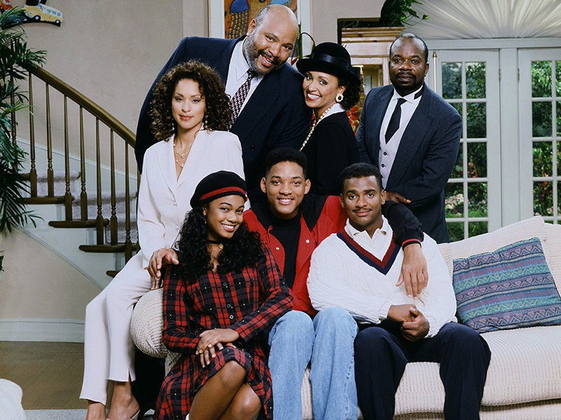 Telefilm anni 90 Willy il principe di Bel Air