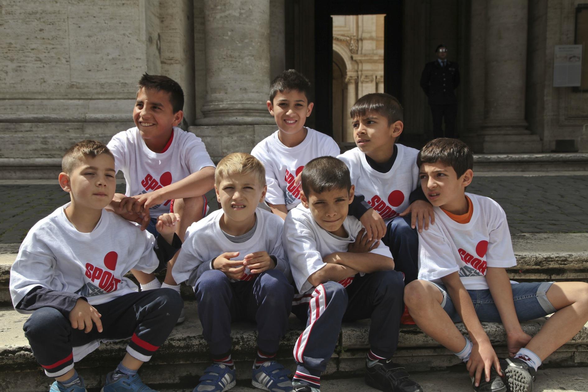Dalla Parte dei Bambini: lo sport per stare bene nel progetto di Disney Italia e Sport Senza Frontiere Onlus