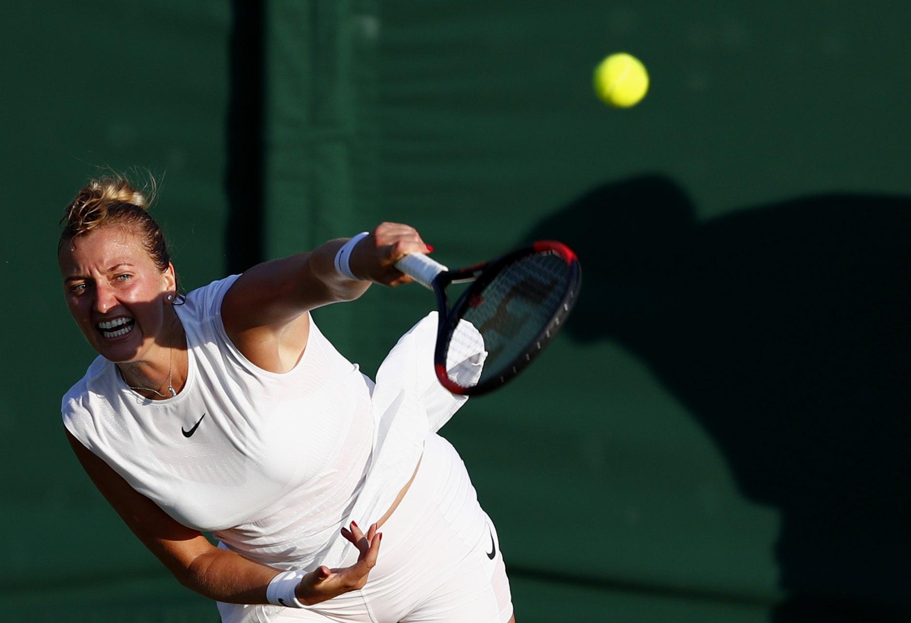 Petra Kvitova, la rinascita dopo l'aggressione