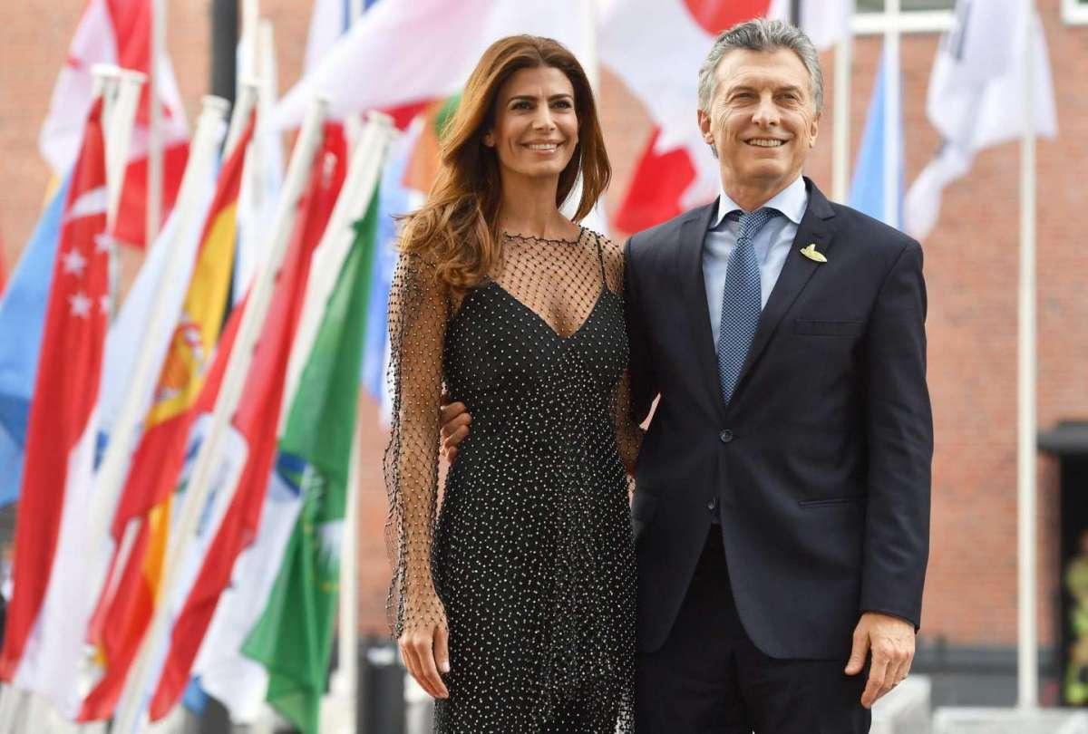 Chi è Juliana Awada, la first lady argentina moglie di Mauricio Macri