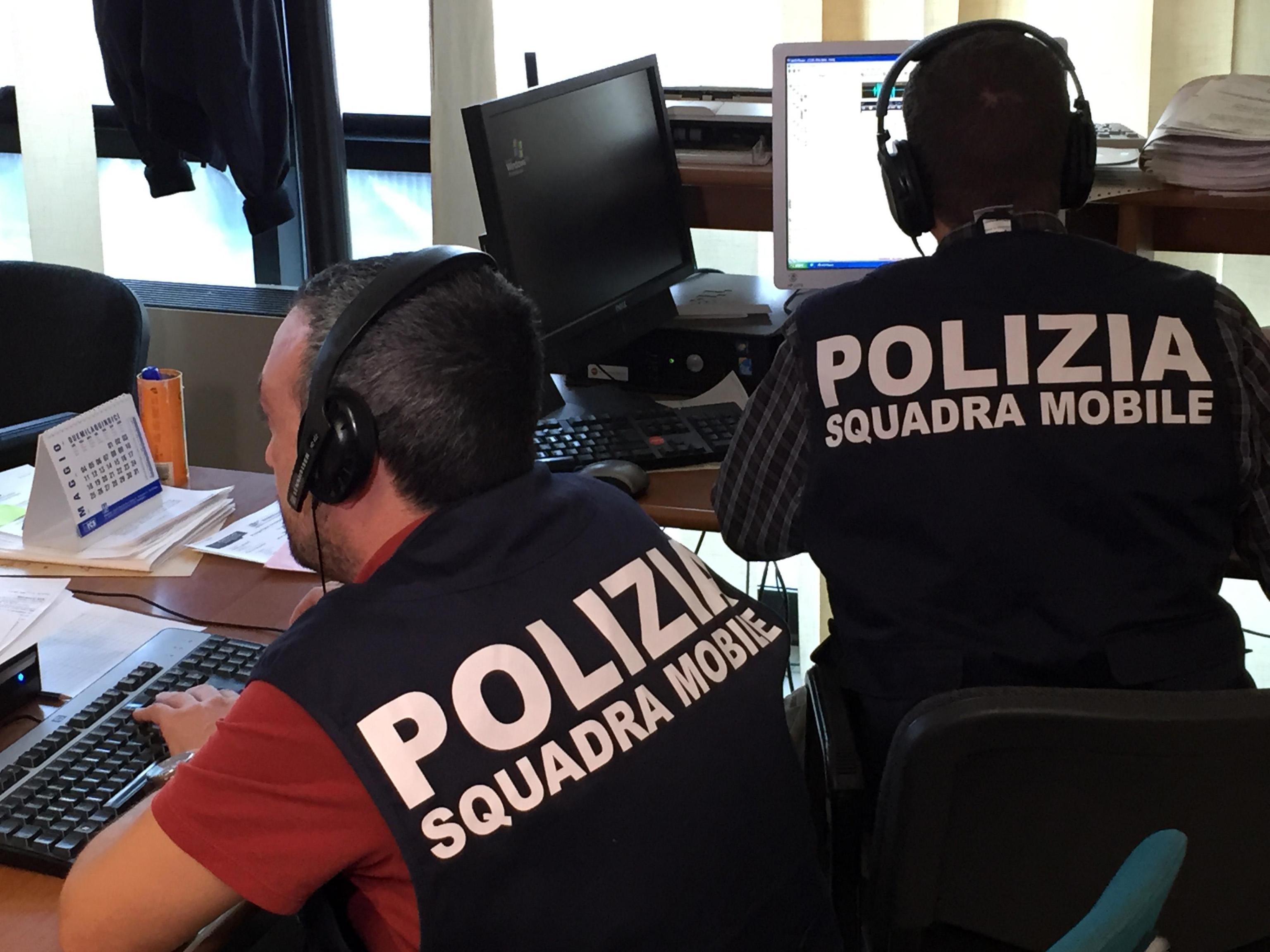 Malata di Sla maltrattata, lancia Sos sul web: 9 arresti