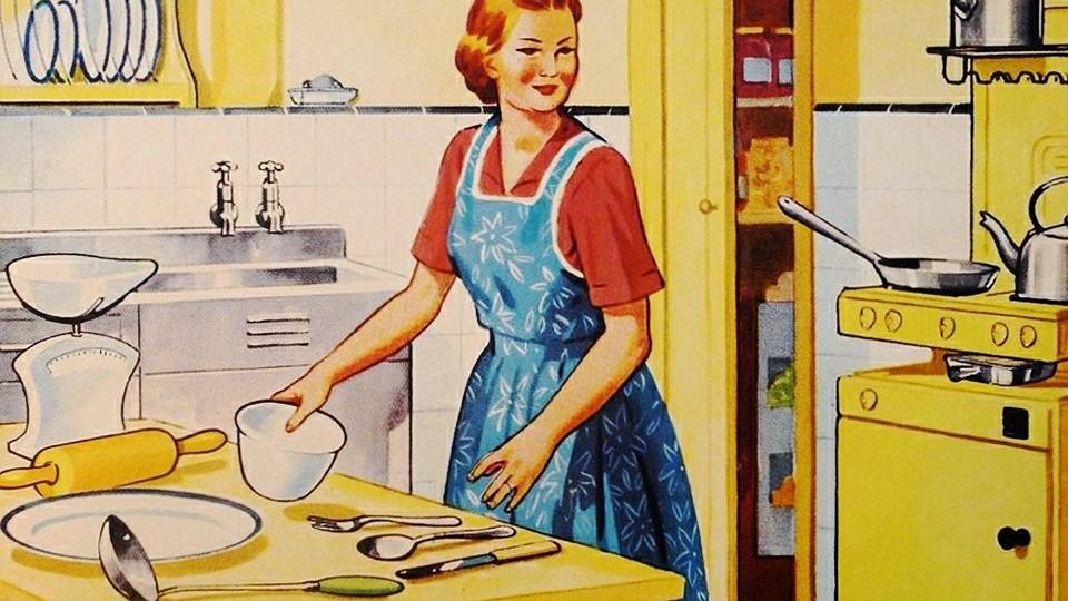 Svezia, solo l'1% delle donne sono casalinghe contro gli 11 milioni in Italia