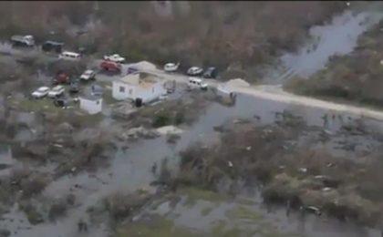 Morte e distruzione ai caraibi : è arrivata Irma