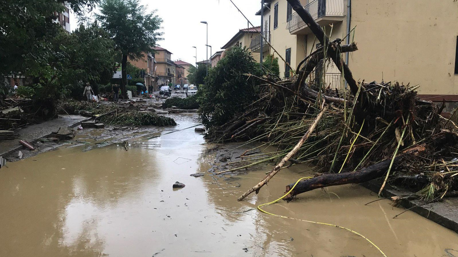 Chi sono le vittime dell'alluvione di Livorno