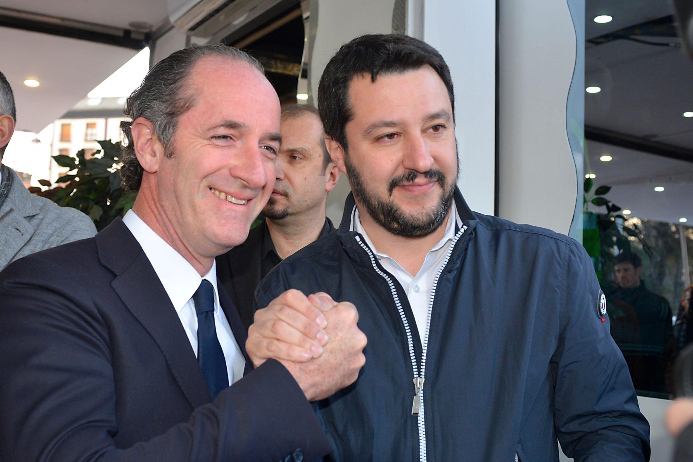 Vaccini: Salvini, sto con Zaia, FI si occupi di altro
