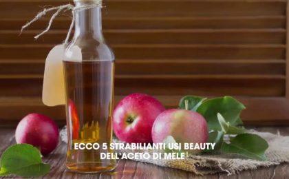 Aceto di mele: un rimedio naturale per il beauty e la salute