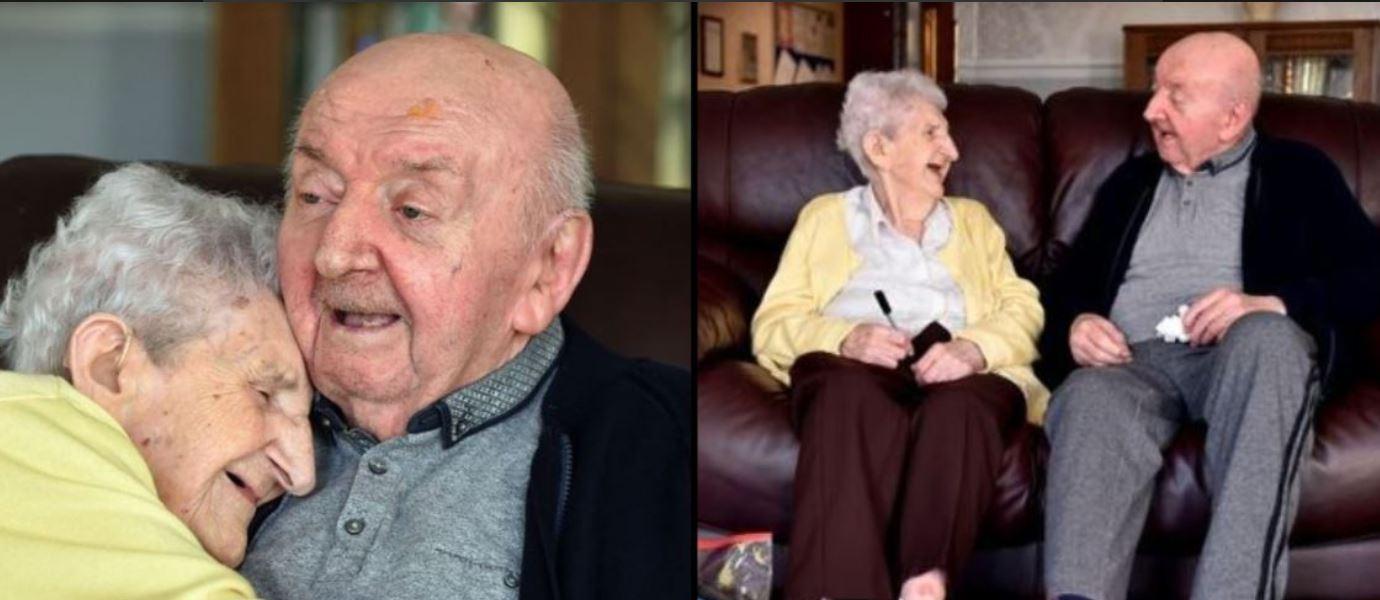 Madre per sempre: a 98 anni si trasferisce nella casa di riposo per accudire il figlio 80enne