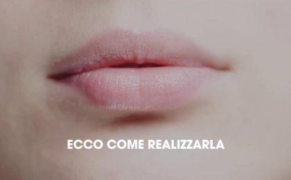 La tecnica del lip strobing per avere labbra sensuali