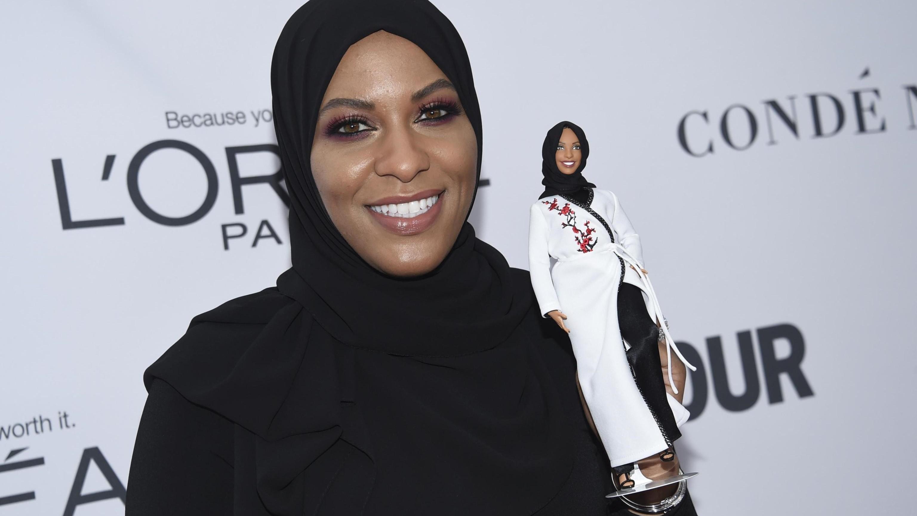 La prima Barbie con il velo islamico in arrivo nel 2018