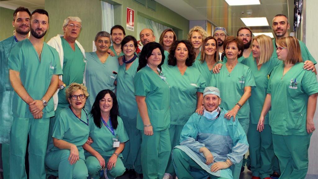 Roma, gemelle siamesi separate dopo 10 ore di intervento