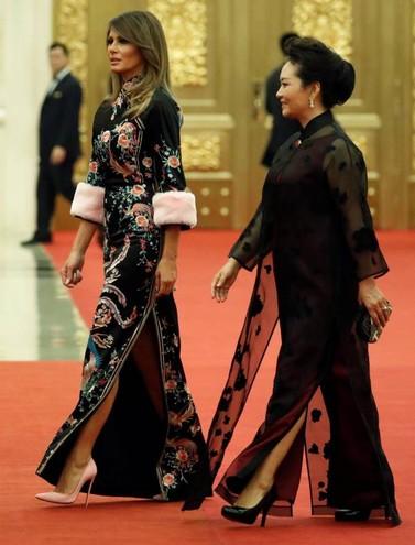 melania trump in Cina 7 jpeg