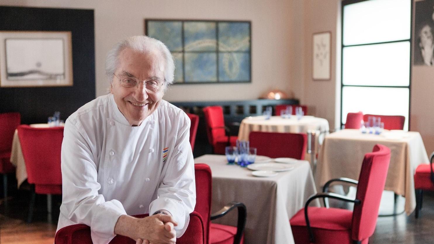 Morto Gualtiero Marchesi, maestro della cucina italiana
